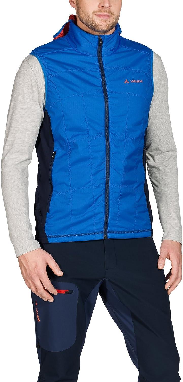 Vaude Men's Bormio Hybrid Vest Waistcoat