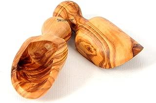 Sale! Handmade Olive Wood 3.25