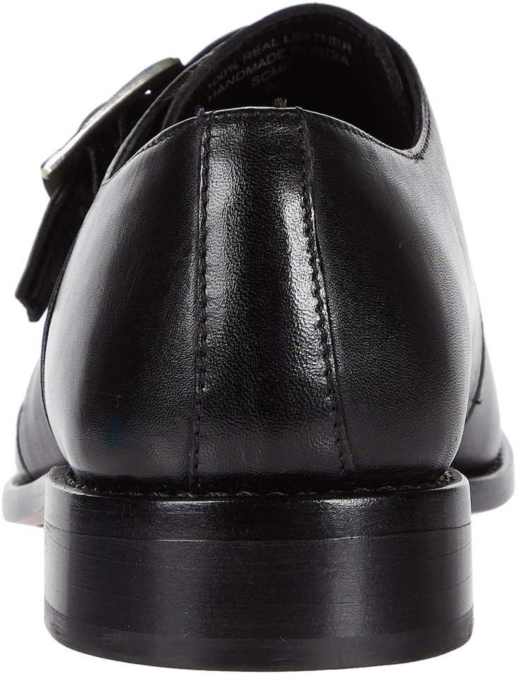 Anthony Veer Roosevelt Single Monk Strap   Men's shoes   2020 Newest