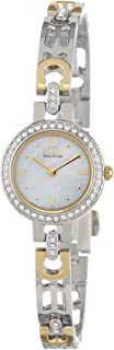 Women's Eco-Drive Watch with Swarovski Crystal Accents, EW8464-52D