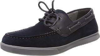 Geox U Walee D, Chaussures Bateau Homme