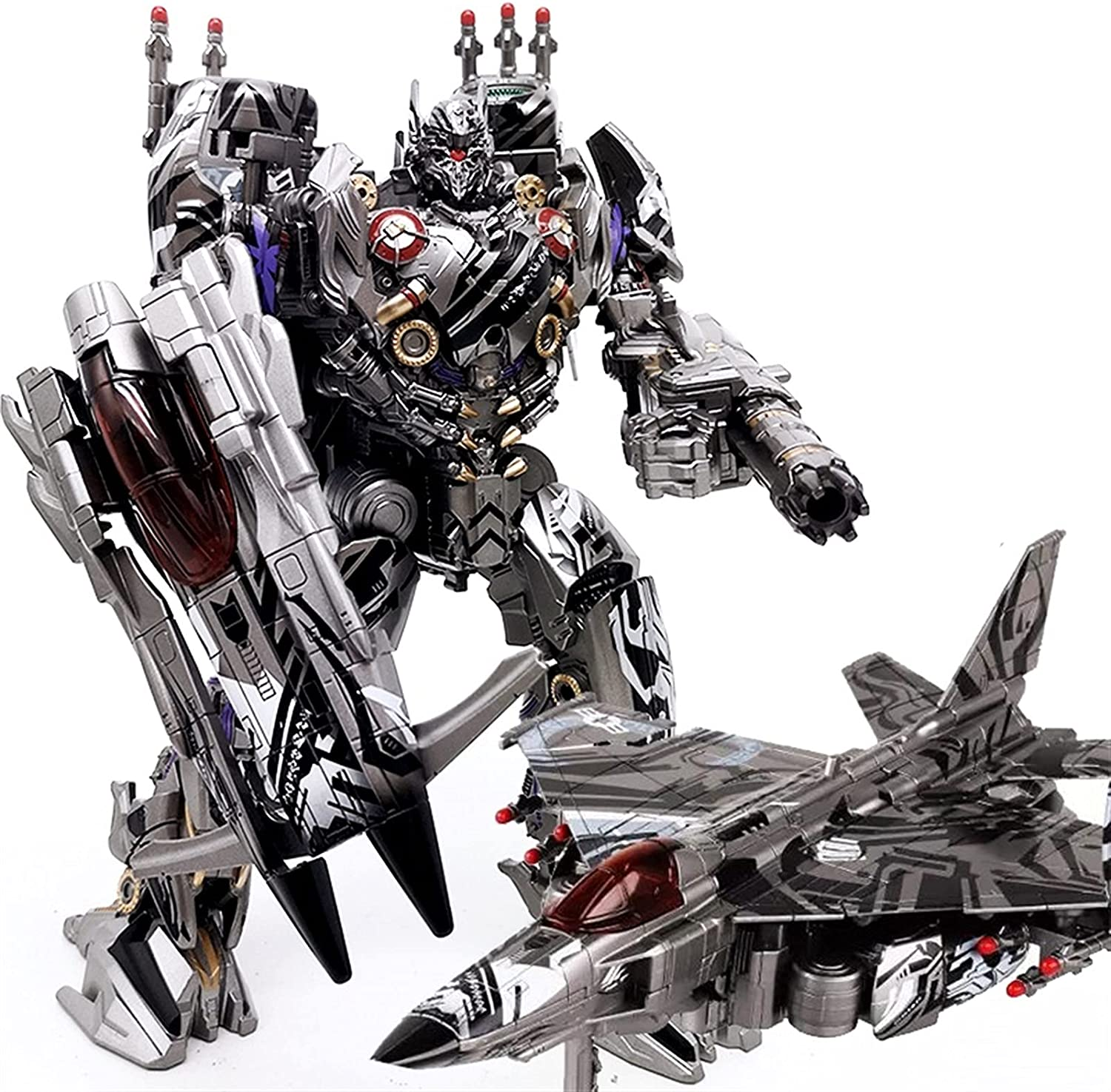 LCCK Department store Transformer Toys Reservation Cybertron Nitro Zeus Ghost Pa 3rd Painting