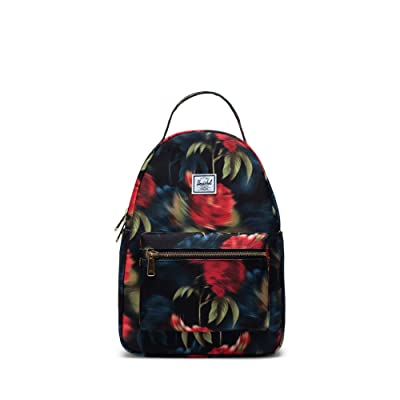 Herschel Supply Co. Nova Small (Blurry Roses) Backpack Bags