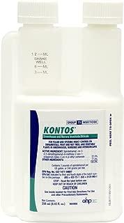 OHP, INC., KONTOS INSEC/MITICIDE 250 ML, Part No. 338570