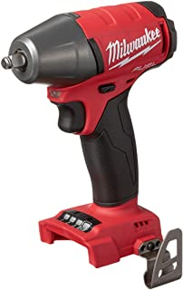 "Milwaukee 2754-20 – M18 FUEL 3/8"" Compact Impact Wrench w/ Friction Ring -Bare Tool"