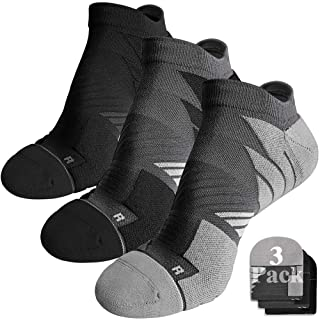 No Show Running Athletic Anti-Blister Wicking Coolmax...