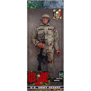 GI Joe US Army Desert 35th Anniversary 12 Boxed Action figure Hasbro 57608