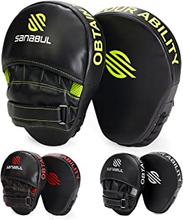 winning boxing mitts