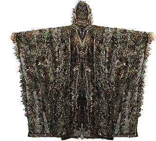Amazon.es: poncho camuflaje