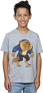Disney Boys Beauty and The Beast Classic Beast T-Shirt