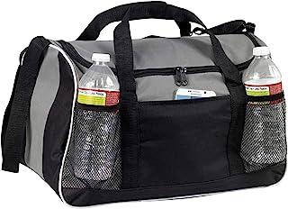 "BuyAgain Duffle Bag, 17"" Small Travel Carry On Sport Duffel Gym Bag."
