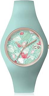 Ice-Watch - ICE-FLOWER - Eden - Unisex Size (43mm) silicone analog womens watch