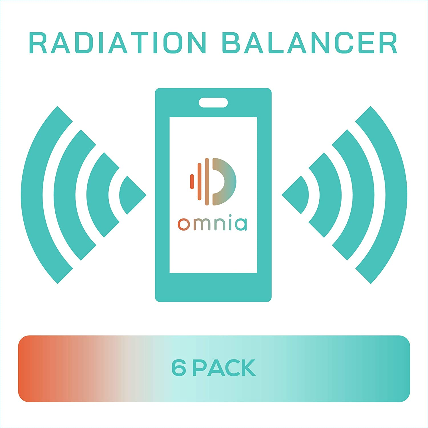 Mail order 6X Omnia Radiation Balancer ORB i EMF Don't miss the campaign from Protects