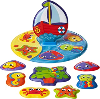Playgro Floaty Boat Bath Puzzle, Piece of 1