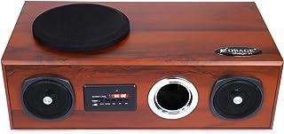 Obage Soundbase SB-001 Soundbar with in-Built Woofer with Bluetooth 5.0, FM, USB, AUX