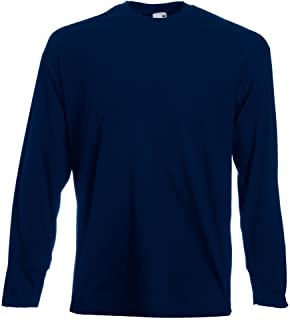 Fruit of the Loom Long-Sleeve T-Shirt in and Sizes