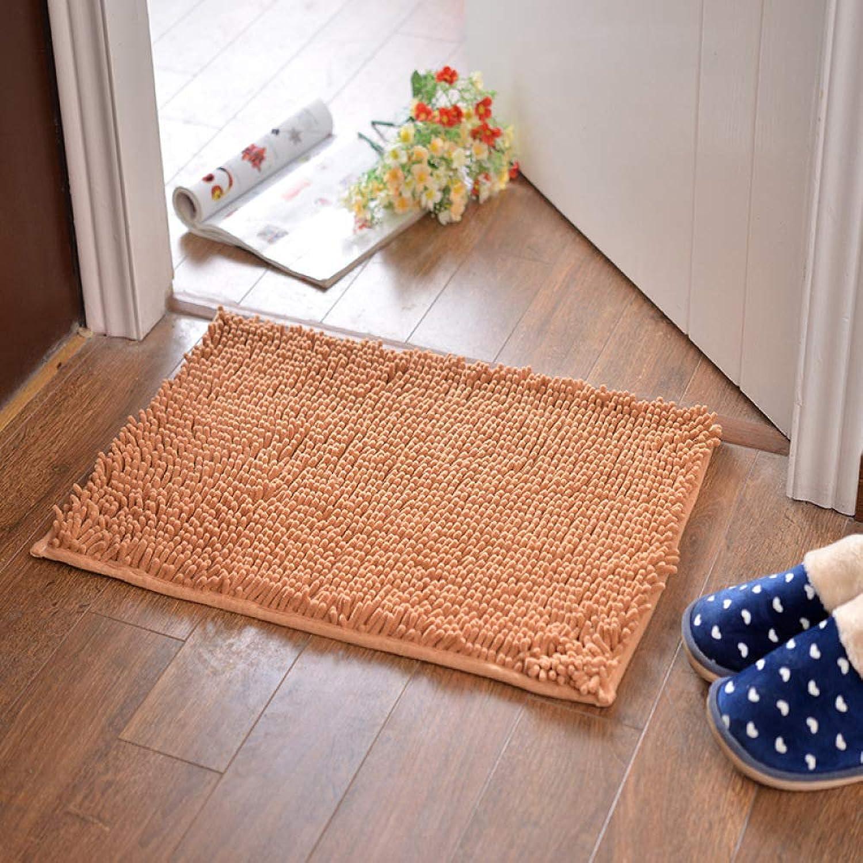 New Floor Mat Bedroom Kitchen Living Room Door Mat Carpet Mat Anti-Slip Mat,A12-40  60cm
