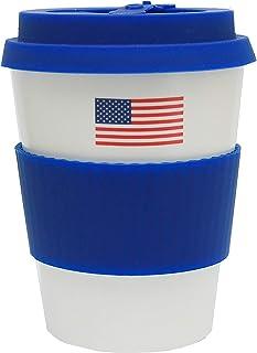 Wiederverwendbarer Kaffeebecher / Reisebecher   umweltfreund
