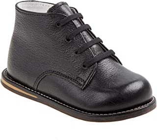 Josmo 2-8 Pebble Walking Shoes (Black Pebble, 3)