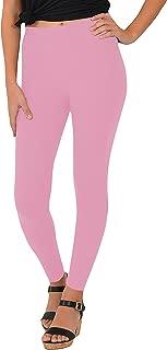Best women's light pink leggings Reviews