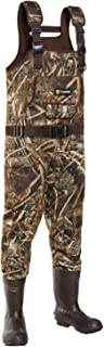 TideWe Chest Waders, Hunting Waders for Men Realtree MAX5 Camo with 600G Insulation,..