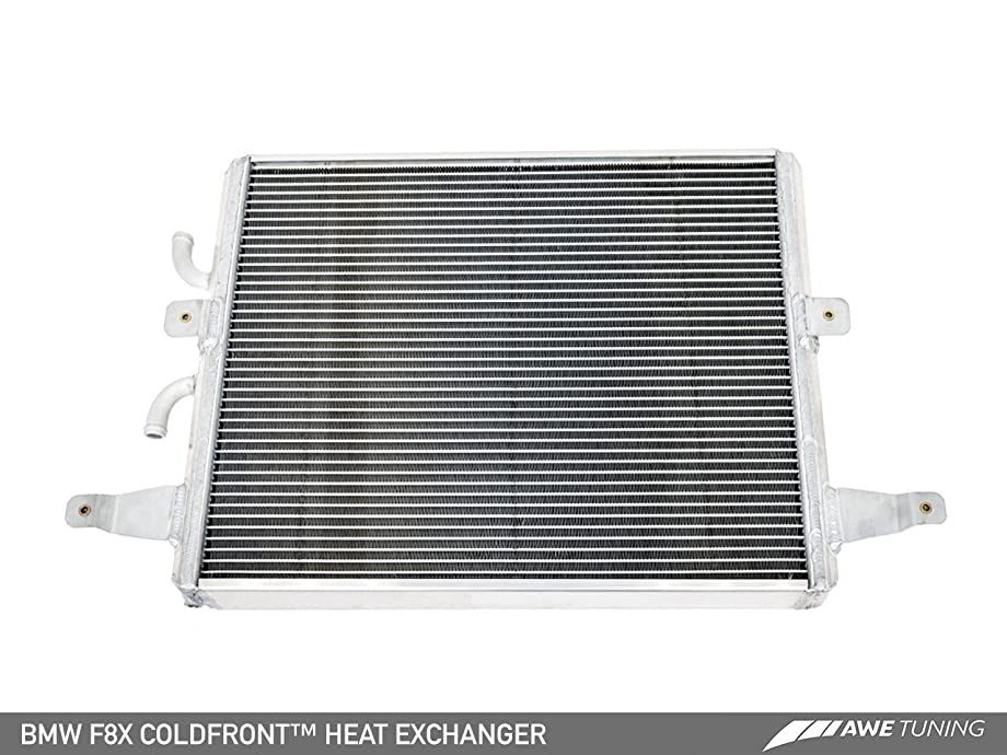 AWE Tuning 4510-11080 BMW F8X ColdFront Heat Exchanger