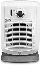 DeLonghi Caldobagno HBC 3030 Calefactor, Eléctrico, ajustes de termostato, 2200 W, blanco
