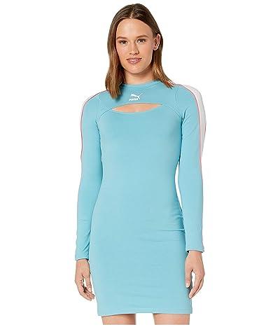 PUMA Classics Dress (Milky Blue) Women