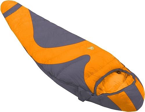 Lestra Meije 300 Sac de Couchage Violet Orange 225 x 80 cm