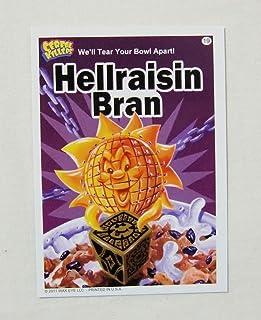【HELLRAISIN BRAN #19 レーズン・ブラン??? <シリアル・キラーズ・ファースト・シリーズ CEREAL KILLERS>】 トレーディング・カード <2011年>