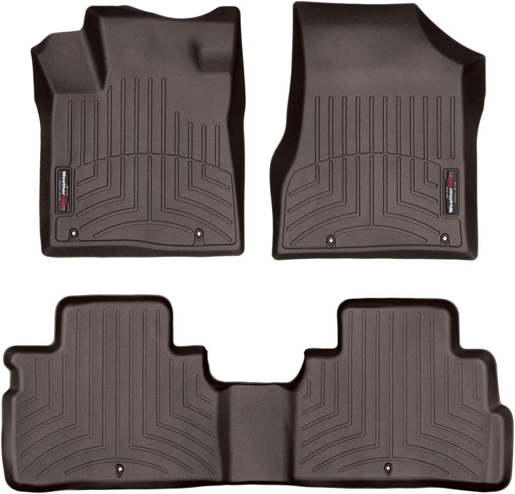 WeatherTech Custom Fit FloorLiner for 2nd -1st New Orleans Mall Murano R All stores are sold Nissan