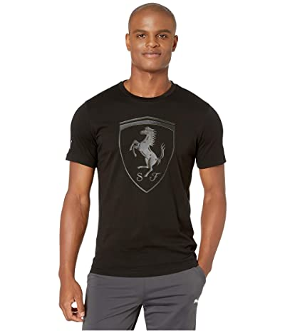 PUMA SF Big Shield Tee (PUMA Black) Men