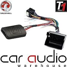 Opel Zafira 05 on Pioneer Auto Radio estéreo de interfaz de volante de plomo