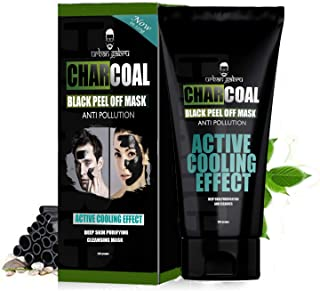 Urbangabru Charcoal Black Peel Off Mask (120 g)