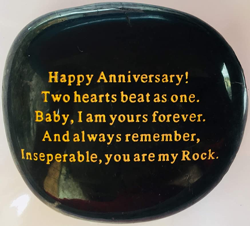 Rock, Anniversary Gifts