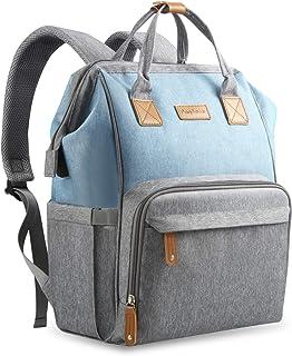 PandaEar Multi-Function Diaper Maternity Mommy Baby Travel Backpack Bag, Large Capacity