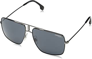 Unisex-Adult Carrera 1006/s Aviator Sunglasses, RUT MTBLK, 60 mm