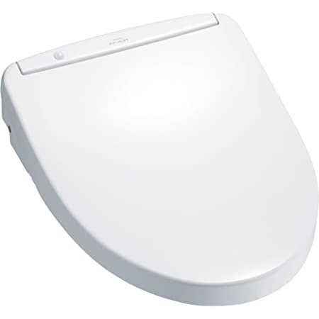 TOTO 温水洗浄便座 ウォシュレット・アプリコットF1 TCF4713R #NW1 ホワイト (プロ向け・取付工具なし)