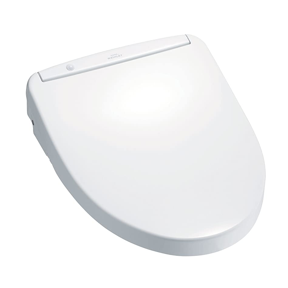 ガス系譜批判的にTOTO ウォシュレット アプリコットF1 レバー便器洗浄タイプ 瞬間式 TCF4713 #NW1 ホワイト 【プロ向け 取付工具なし】