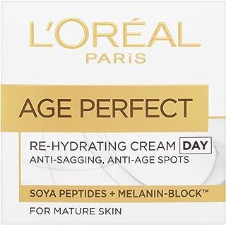 6 x L'Oreal Paris Age Perfect Re-Hydrating Day Cream 50ml