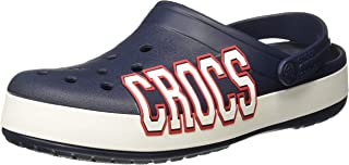 Crocs Unisex Adults Crocband Logo Clog