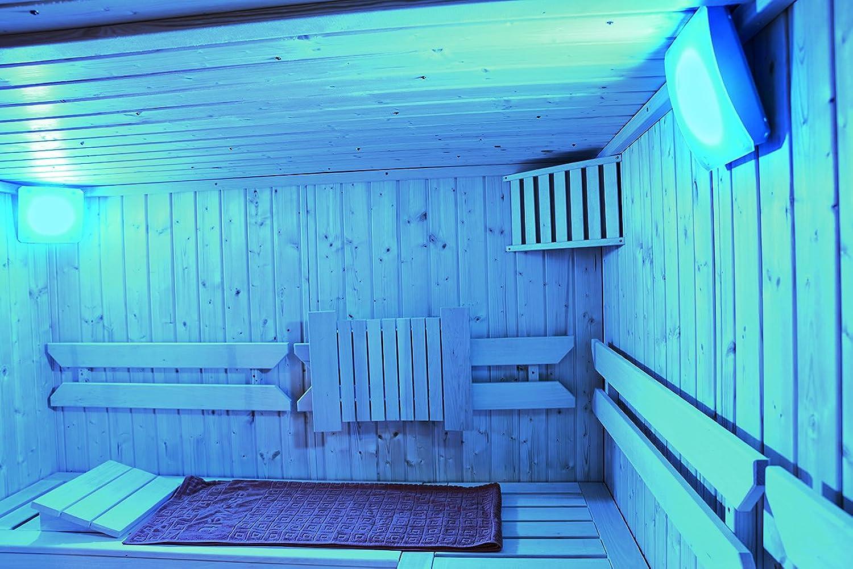Weka Sauna Farblichtanwendung A ohne Bedienteil