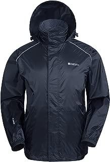 Pakka Mens Waterproof Rain Jacket - Packable