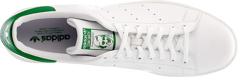 adidas Stan Smith, Chaussures Homme Blanc Running White Footwear 0