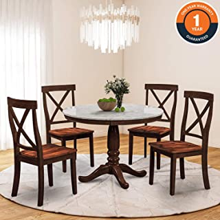 Best 60 round dining table set Reviews
