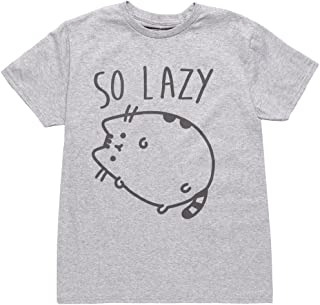 Pusheen So Lazy Adult T-Shirt