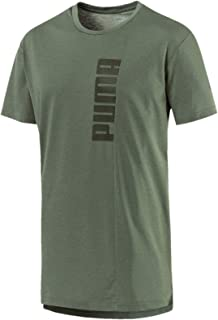 PUMA Men's Energy Triblend Graphic Tee, Laurel Wreath