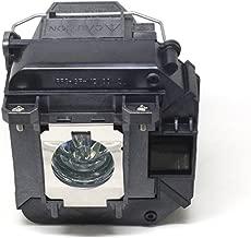 Starlight Lampara Proyector ELPLP60 V13H010L60 Compatible con Epson EB-900 EB-905 EB-95 EB-425W EB-C2060XN EB-C2040XN EMP-425W H383 H383A H383D, PowerLite 92 93 95 96W 905 Bombilla