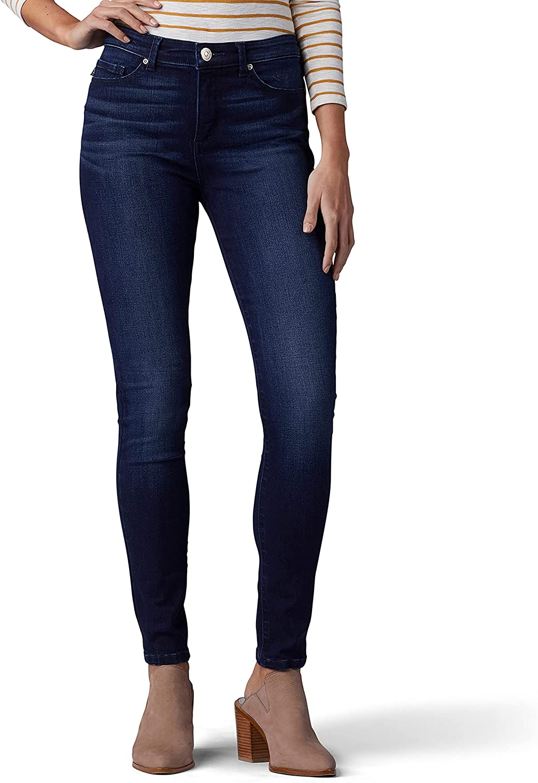 Lee Women's Sculpting Large discharge sale Slim Jean Fit Skinny Leg Ranking TOP7
