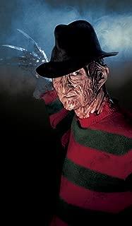 WOWindow Posters Freddy's Ready Nightmare on Elm Street Halloween Window Decoration 34.5